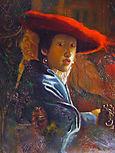 El sueño de Vermeer II (detalle 2)
