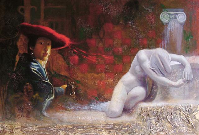 El sueño de Vermeer II