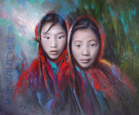 Tibetanas