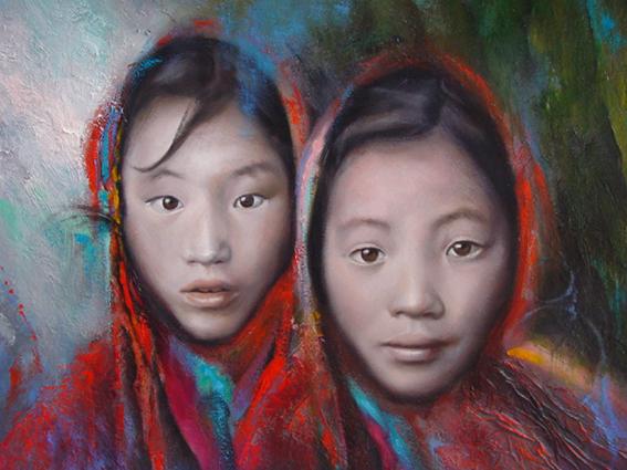 Tibetanas (DETALLE)