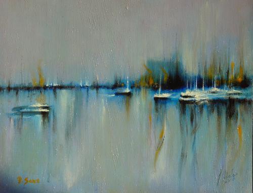 Barcos, armonía fría