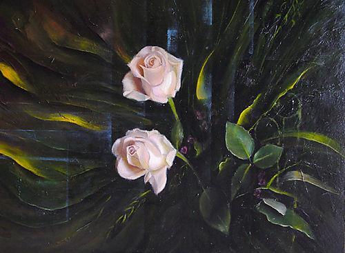 Rosas y Viento (detalle)